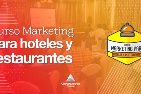 curso marketing hoteles y restaurantes