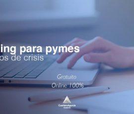Marketing para pymes y autonomos en tiempos de crisis