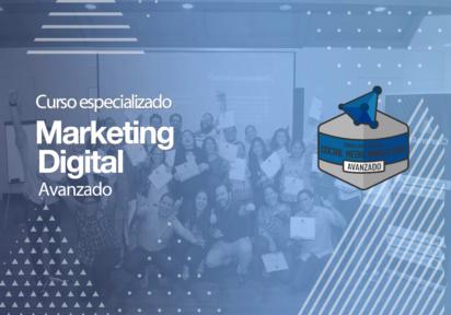 Curso Marketing Digital Avanzado