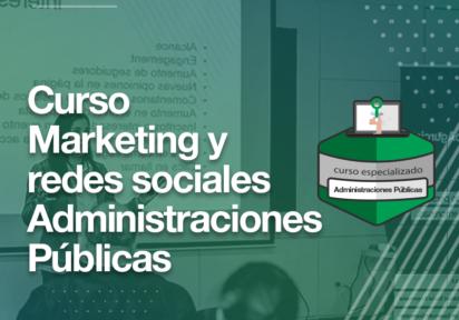Curso Marketing Digital para Administraciones Públicas
