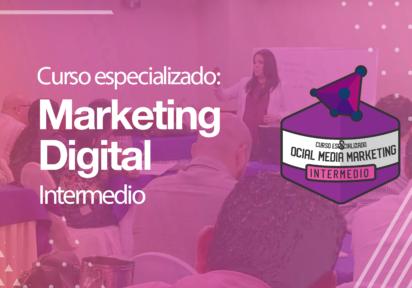 Curso de Marketing Digital Intermedio